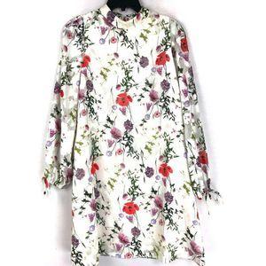 Ted Baker London Imane Hedgerow Tunic Dress